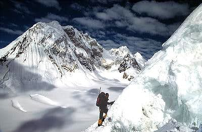 On Gasherbrum II