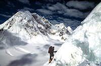 On Gasherbrum II