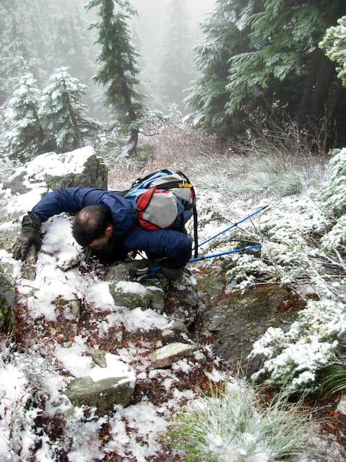 EastKing Climbs Abiel Peak