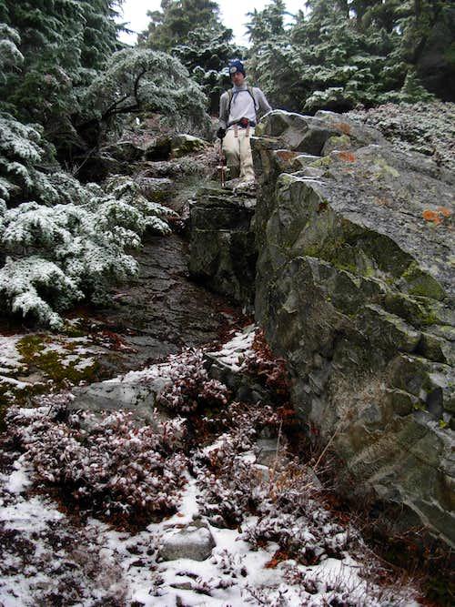Abiel Peak Summit Trail