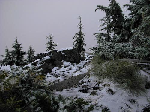 Abiel Peak Summit