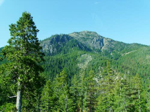 Broken Rib Mountain