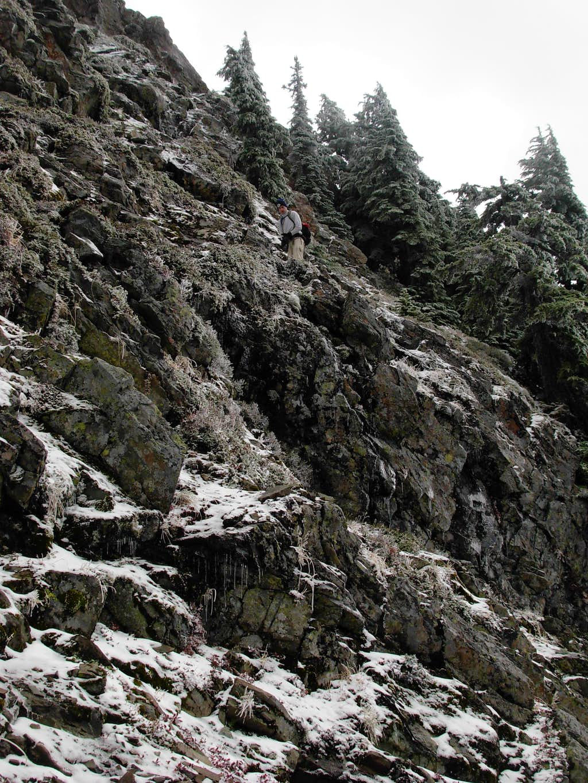 Gimpilator On Tinkham Peak