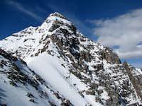 Pyramid Peak's NE Ridge