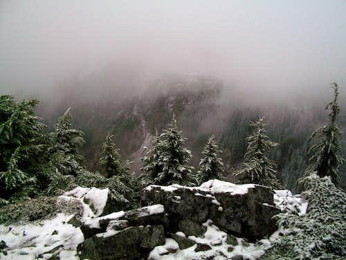 Silver Peak from Abiel