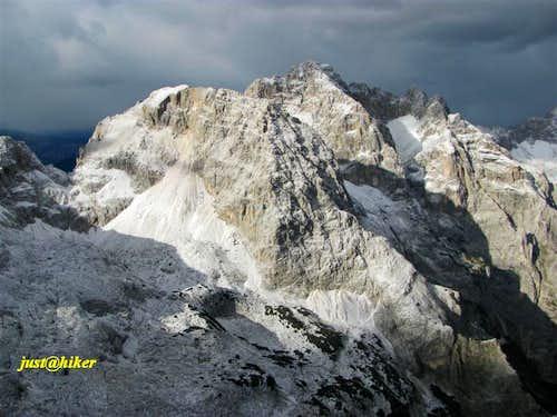 Beautiful Skrlatica (2.740m)