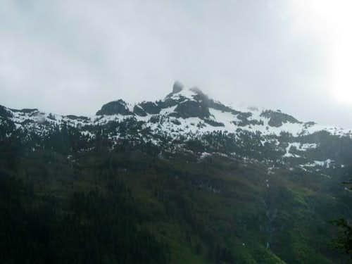 View of Unicorn Peak from...