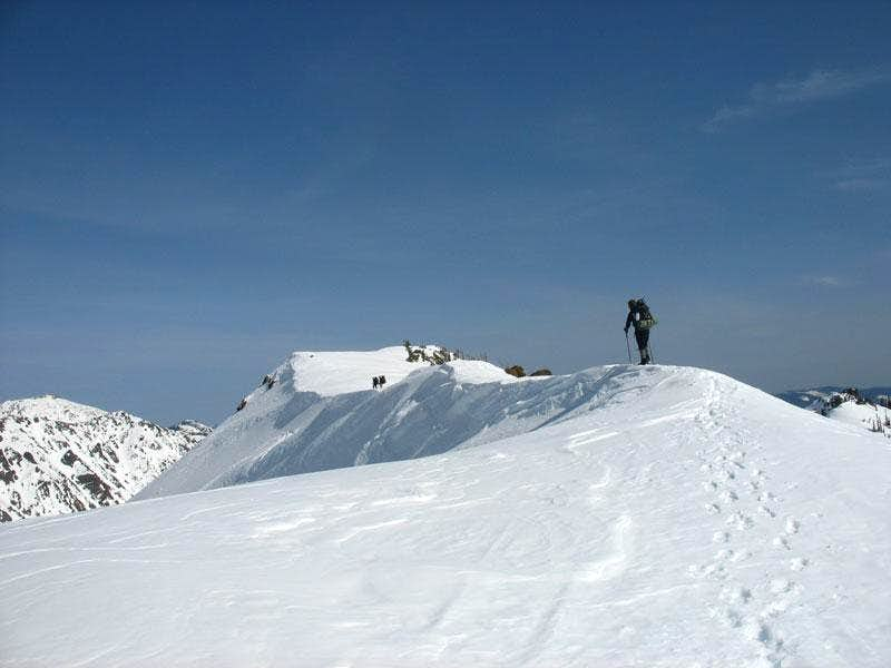 Nearing Summit