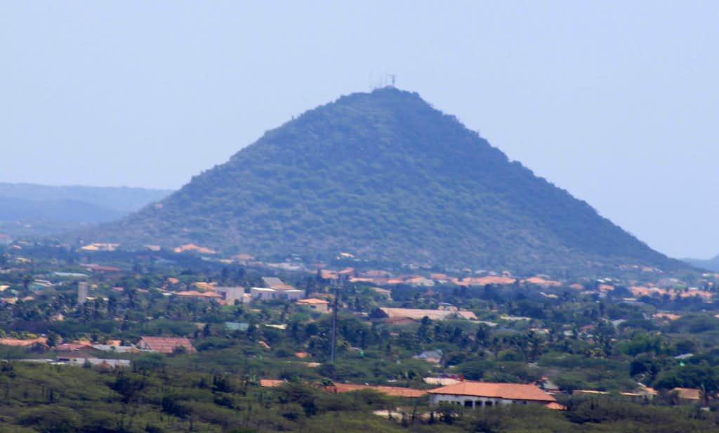 Hooiberg -as seen from my...