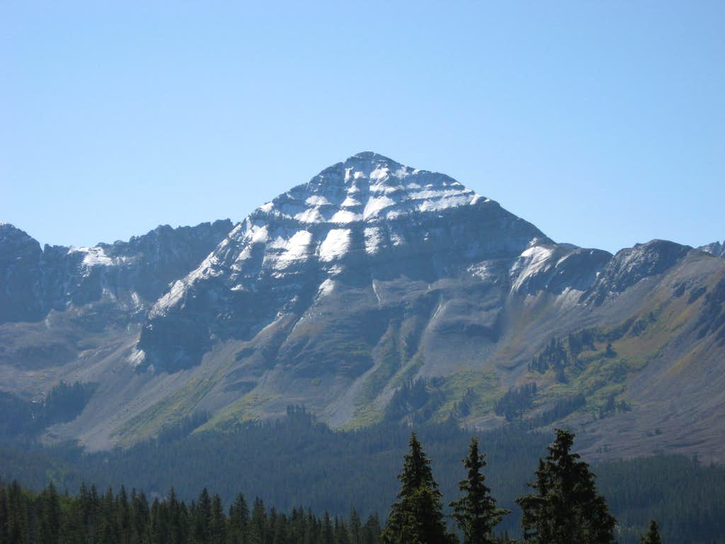 Hesperus Mountain