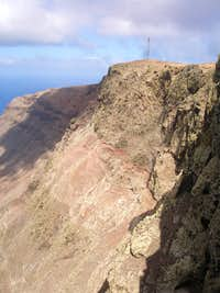 Northern tip of Lanzarote