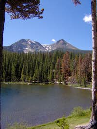 Fern Lake from the East