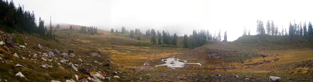 Upper Schriebers Meadow Panorama