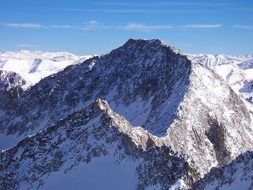 Clark Peak : Climbing, Hiking & Mountaineering : SummitPost