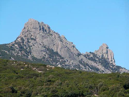 Monte Biancu (1150m), May...