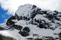 Nevado Churup - Southwest Face