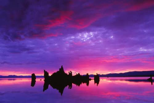 South Tufa Sunrise