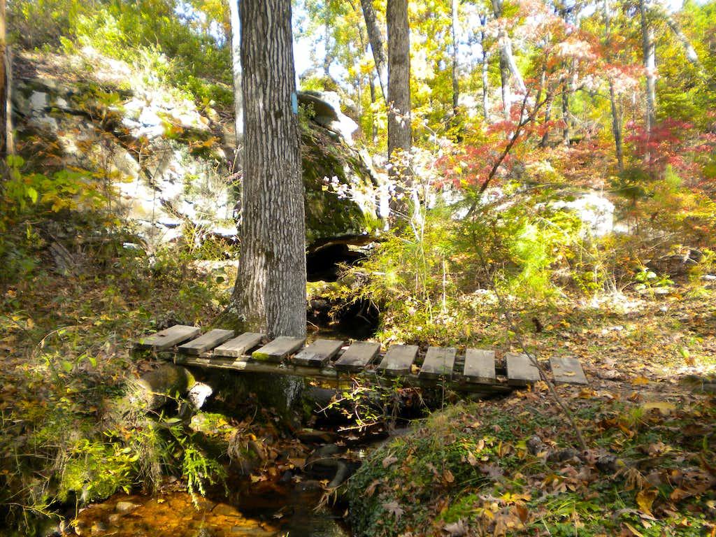 Mount Magazine & Petit Jean State Parks, AR