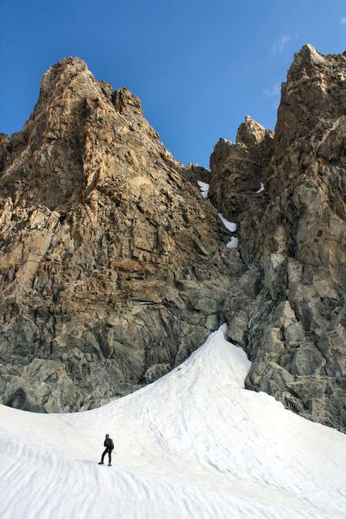 South Couloir