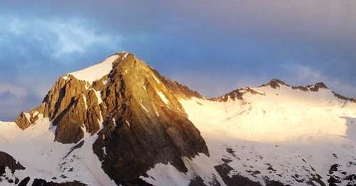 Hagerman Peak and Snowmass...