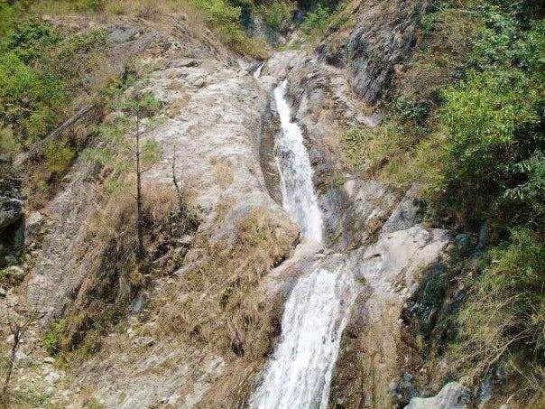View of Water Fall...