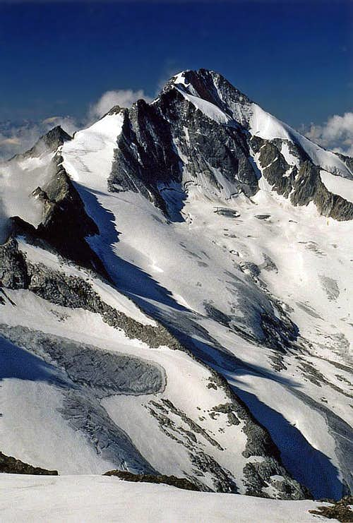 Hochgall from the summit of...