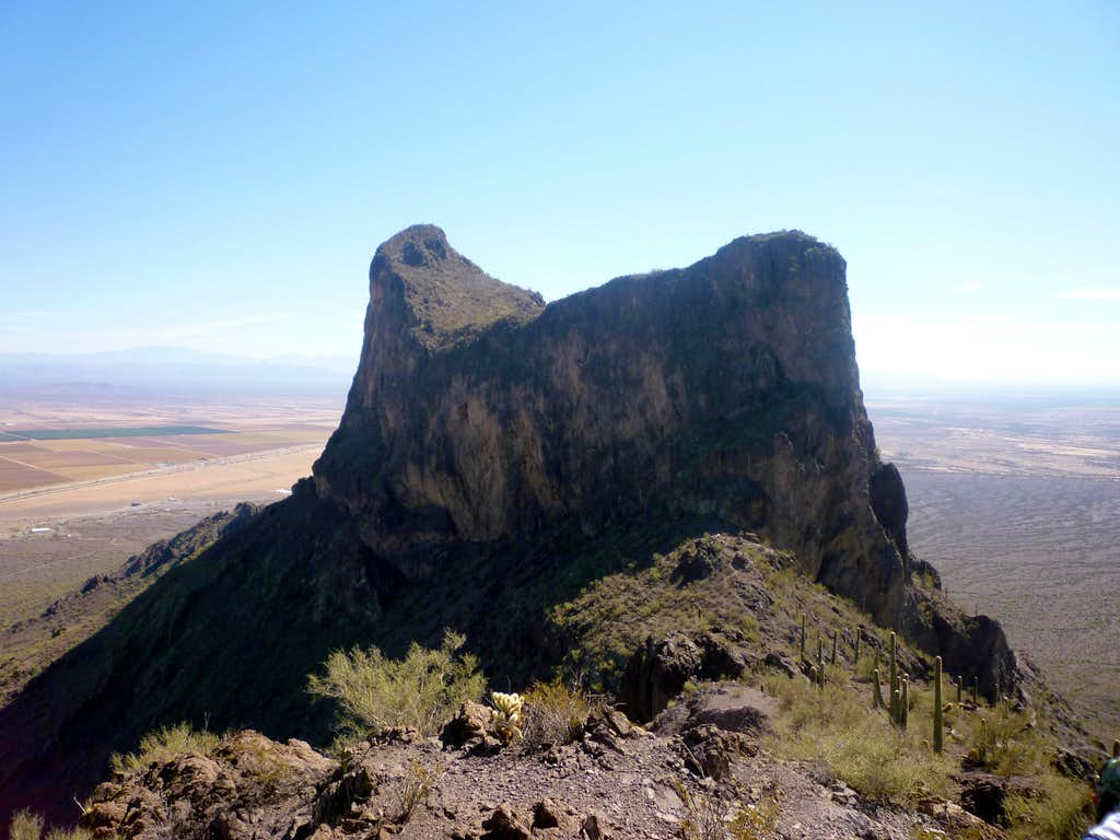 Picacho Peak from