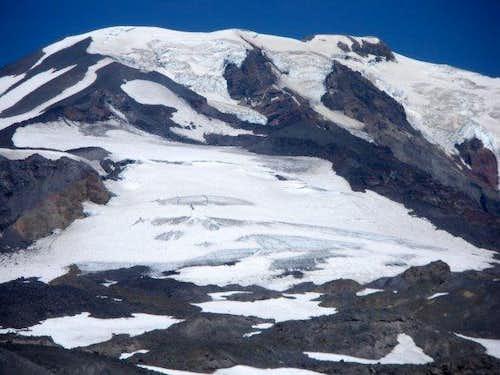 Mazama Glacier Route