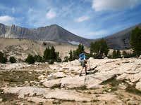Kim On Granite Plateau