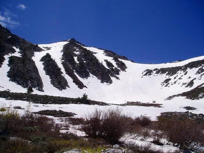 Upper Rebel Creek Basin below...
