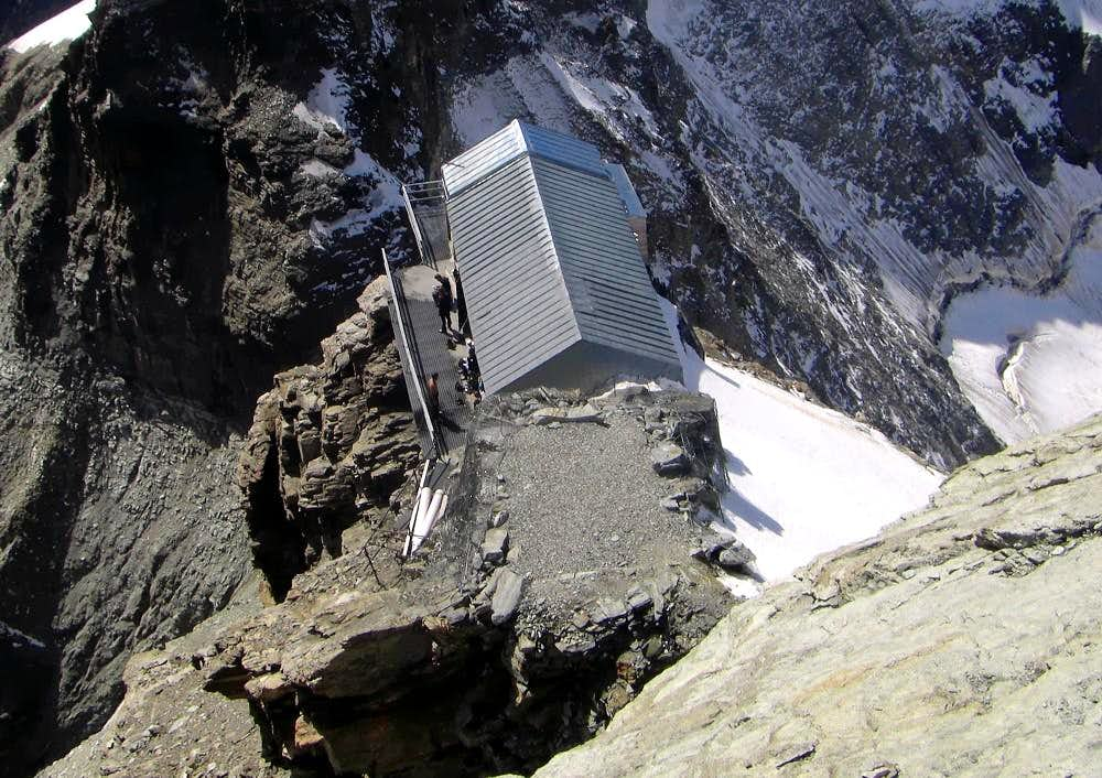 <font color=ff7000>⌂</font>Alpine REFUGES in the Aosta Valley &quot;Valtournenche Valley&quot;