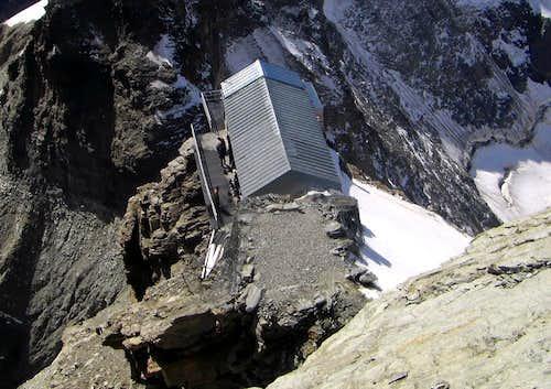 Alpine REFUGES in the Aosta Valley  (Valtournenche Valley)