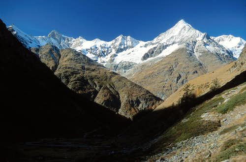Weisshorn group
