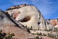 Zion_West Rim Trail_Oct 24 09