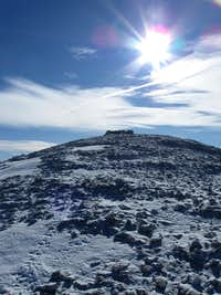 Mount Sheridan False Summit