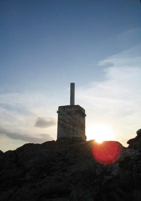 Pico del Lobo (12 June 2004)
