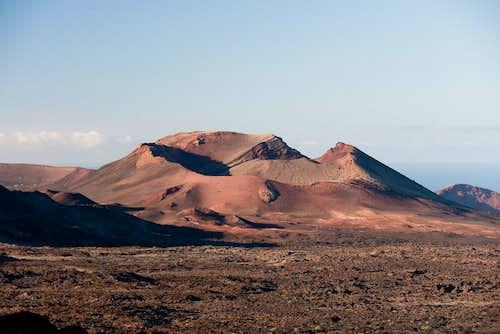 Montaña Rajada