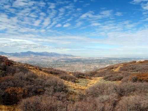 View Benchmark (UT)  Fall
