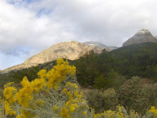 Off Piedra Lisa Trail