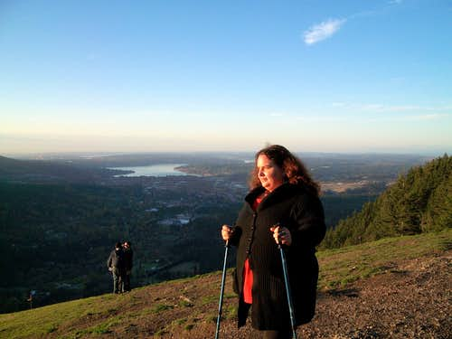 Me from Poo Poo Point