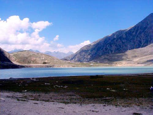 Lake Saif-ul-Maluk, Kaghan Valley, Pakistan