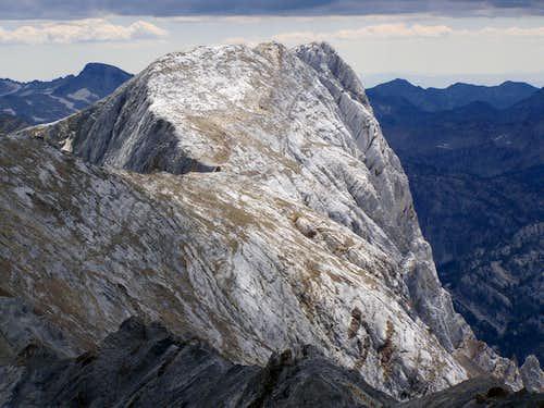 Matterhorn from Sacajawea