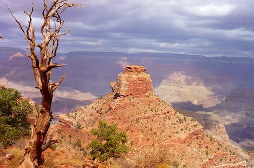 Grand Canyon (South Kaibab trail), October 2009
