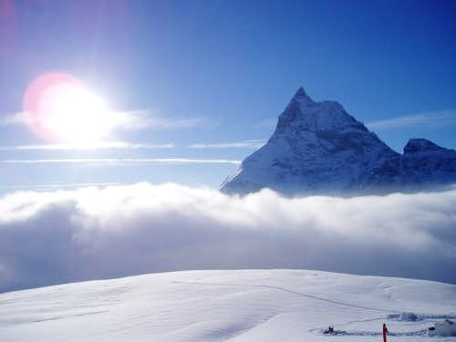 Matterhorn from Stockij