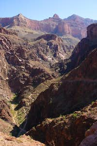 Trail to the Colorado river