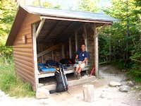 Chimney pond Campground