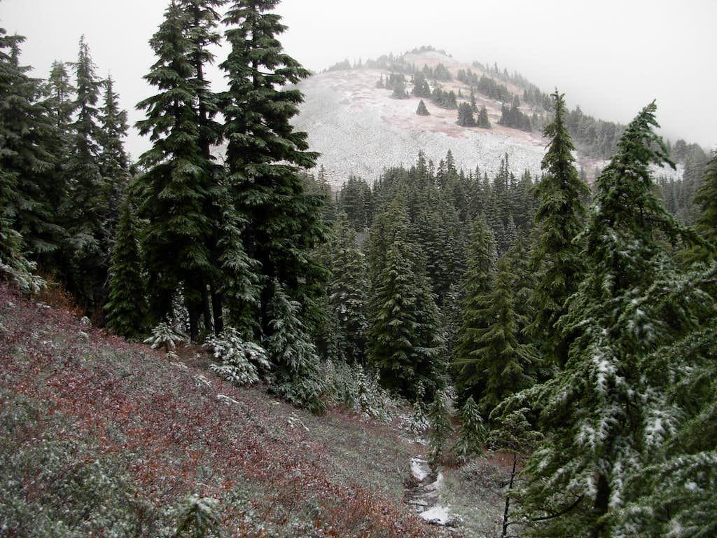 Silver Peak - Standard Route