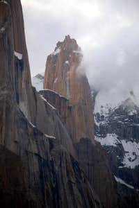 Another view of Trango Nameless Tower