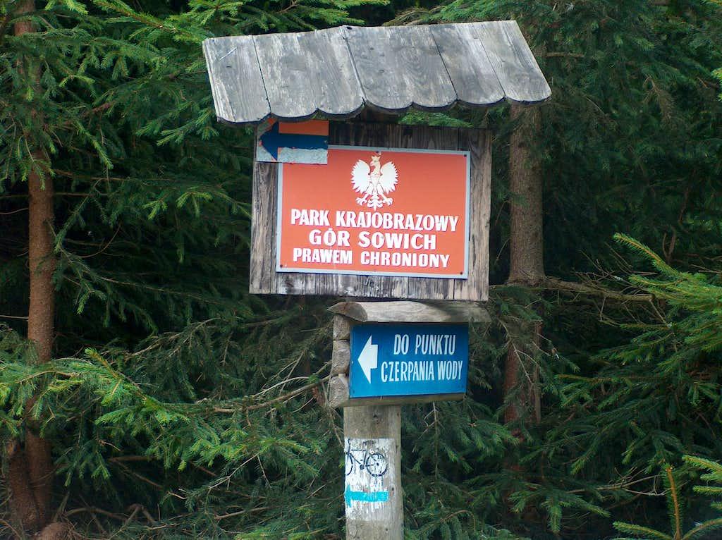 Wielka Sowa natural reserve