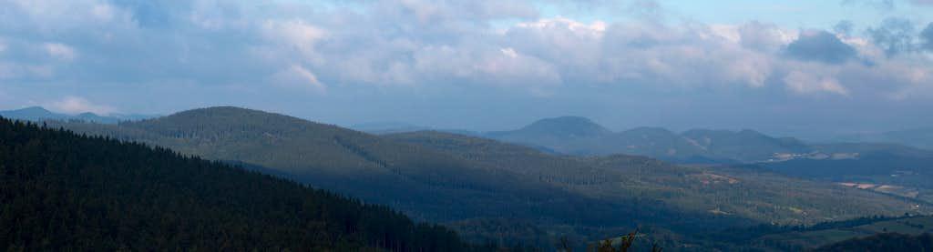 Wielka Sowa, Przełęcz Walimska